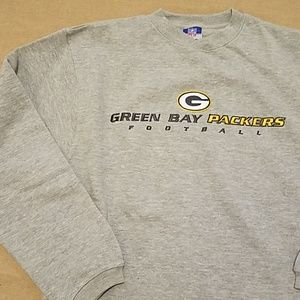 NWOT Green Bay Packers Men's Reebok sweatshirt